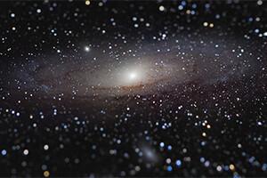14 Galaxia de Andromeda