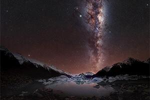 30 Vía Láctea