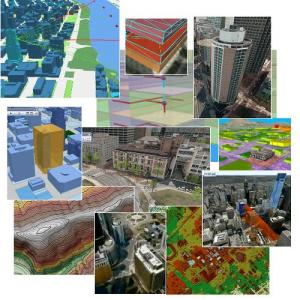 Mapas 3D