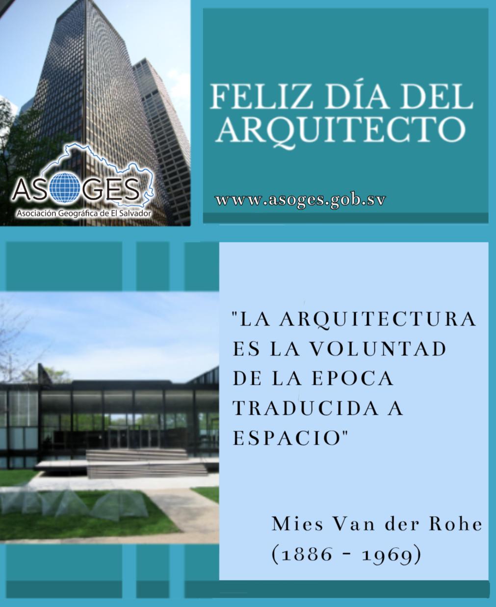 Post Día del Arquitecto 2020