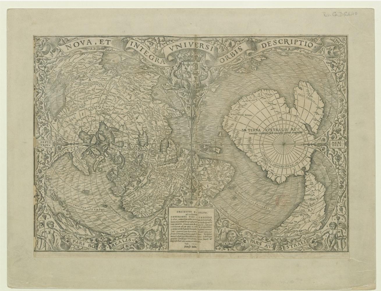 Mapamundi 1532