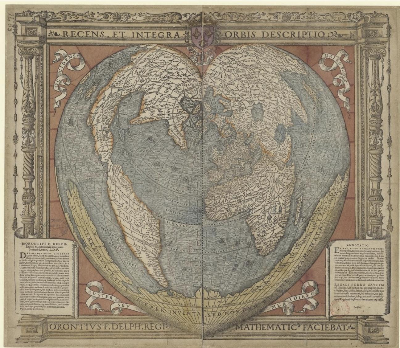 Mapa 1544