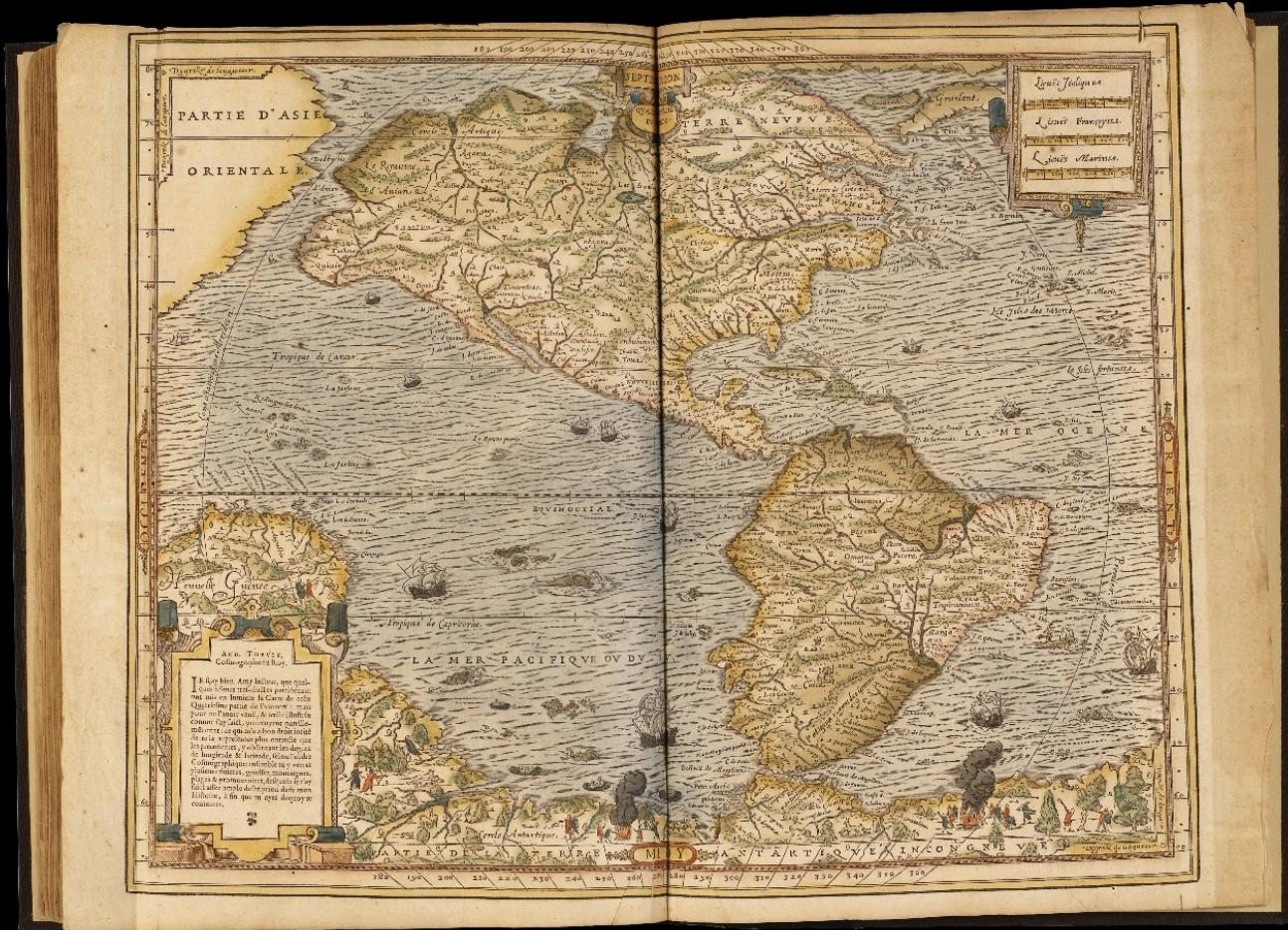 Mapa Franciscano XVI